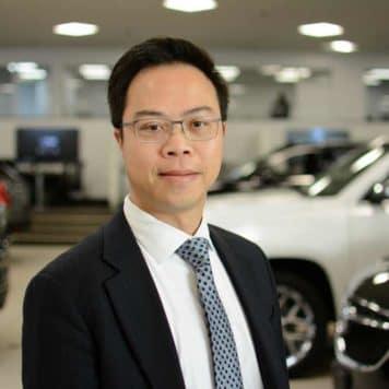 Calvin Deng