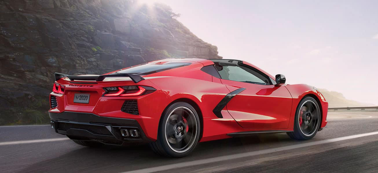 2020 Chevrolet Corvette Stingray C8 for sale Thornhill ON