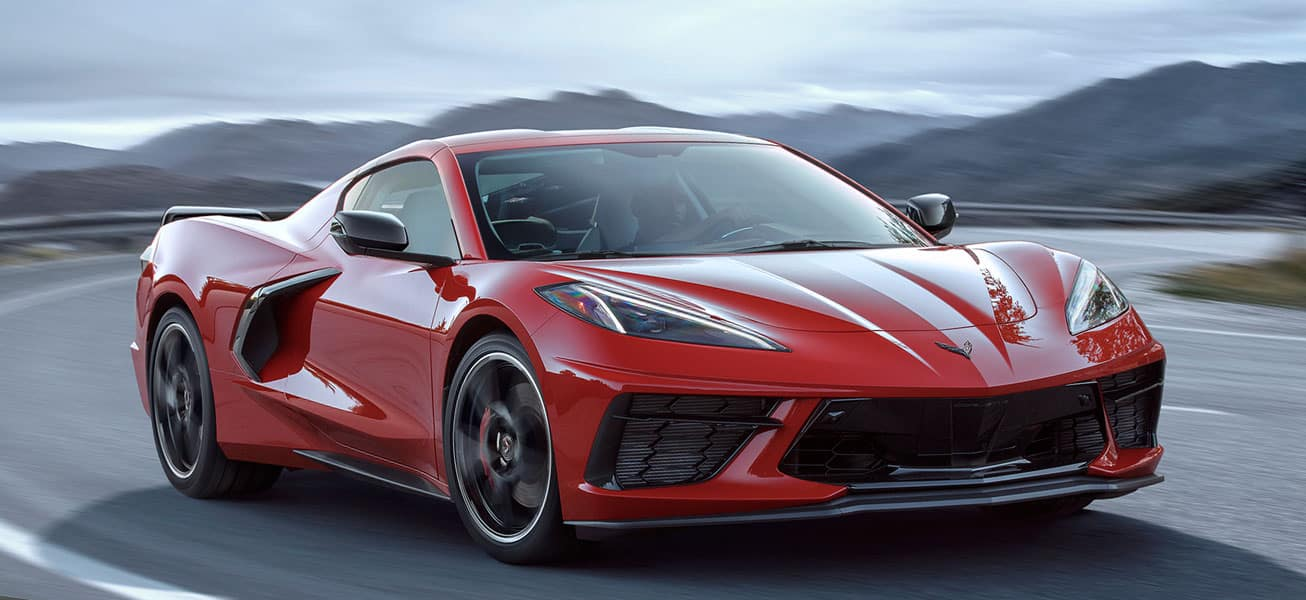 2020 Chevrolet Corvette Stringray C8 for sale Thornhill ON
