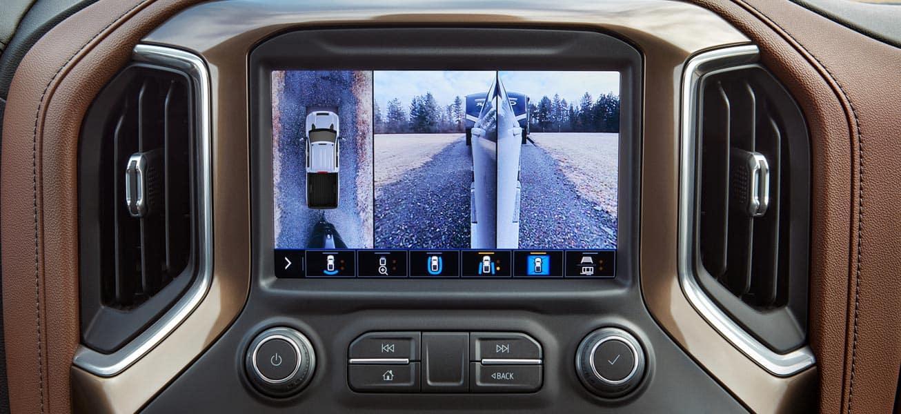 2020 Chevrolet Silverado 2500HD Infotainment System