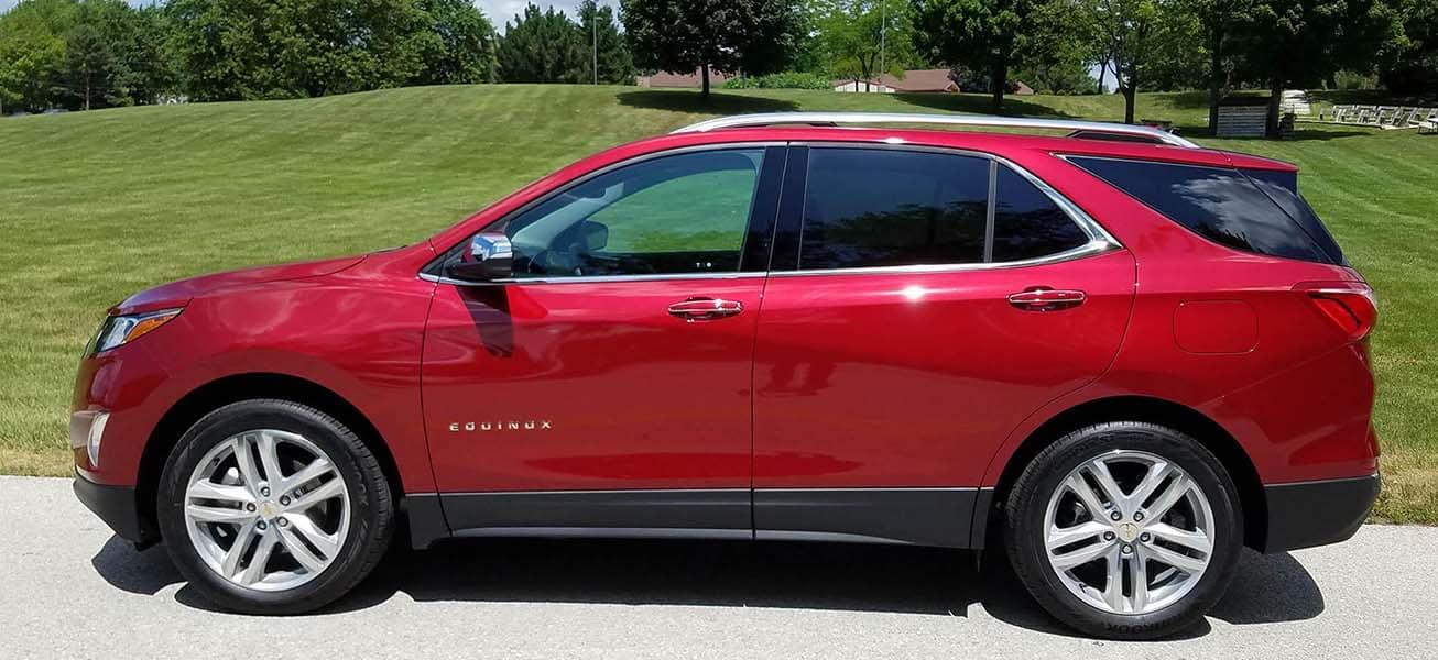 2020 Chevrolet Equinox Performance, Safety, Fuel economy