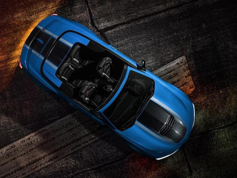 2022 Chevrolet Camaro models and trim levels