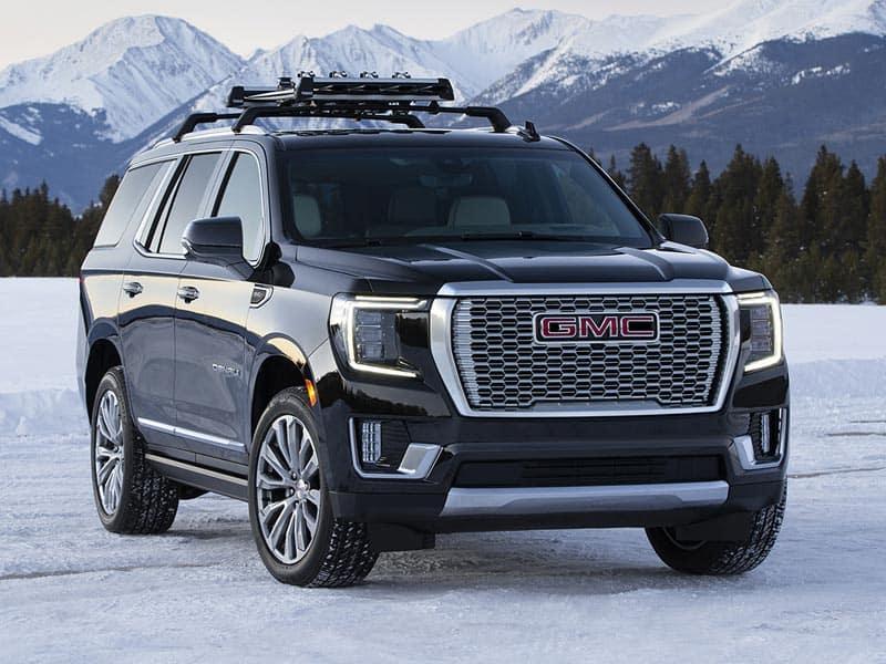 2022 GMC Yukon engines and performance