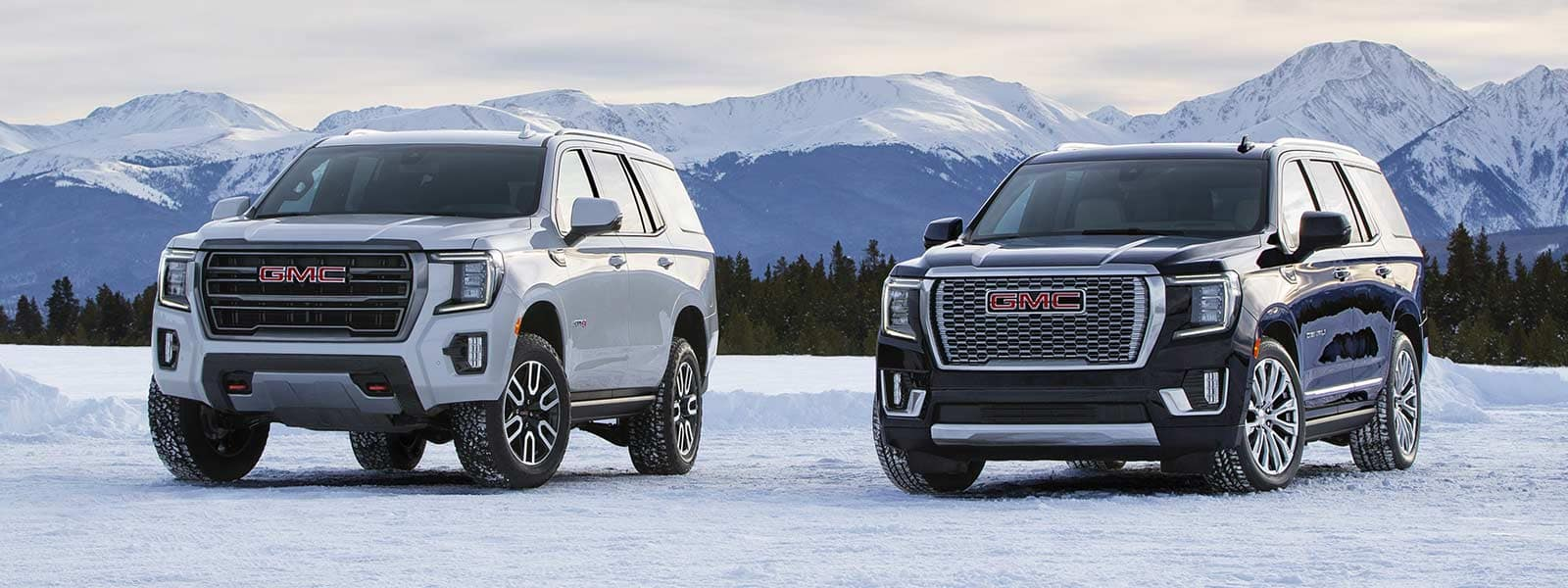 Lease or Finance new 2022 GMC Yukon in Thornhill ON