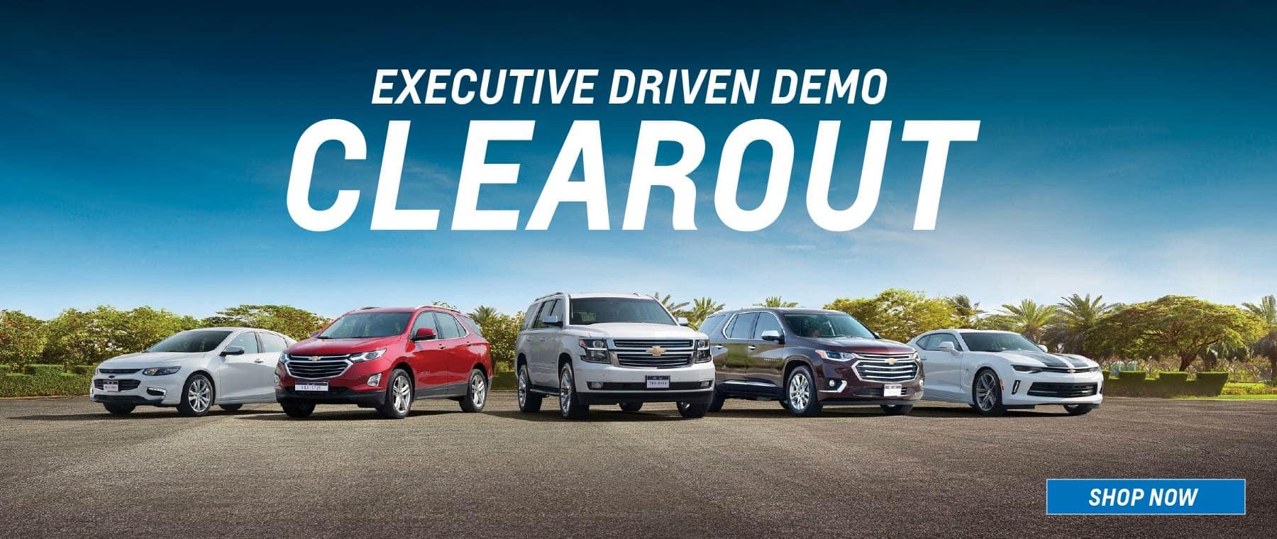 Executive Driven Demos – CBG