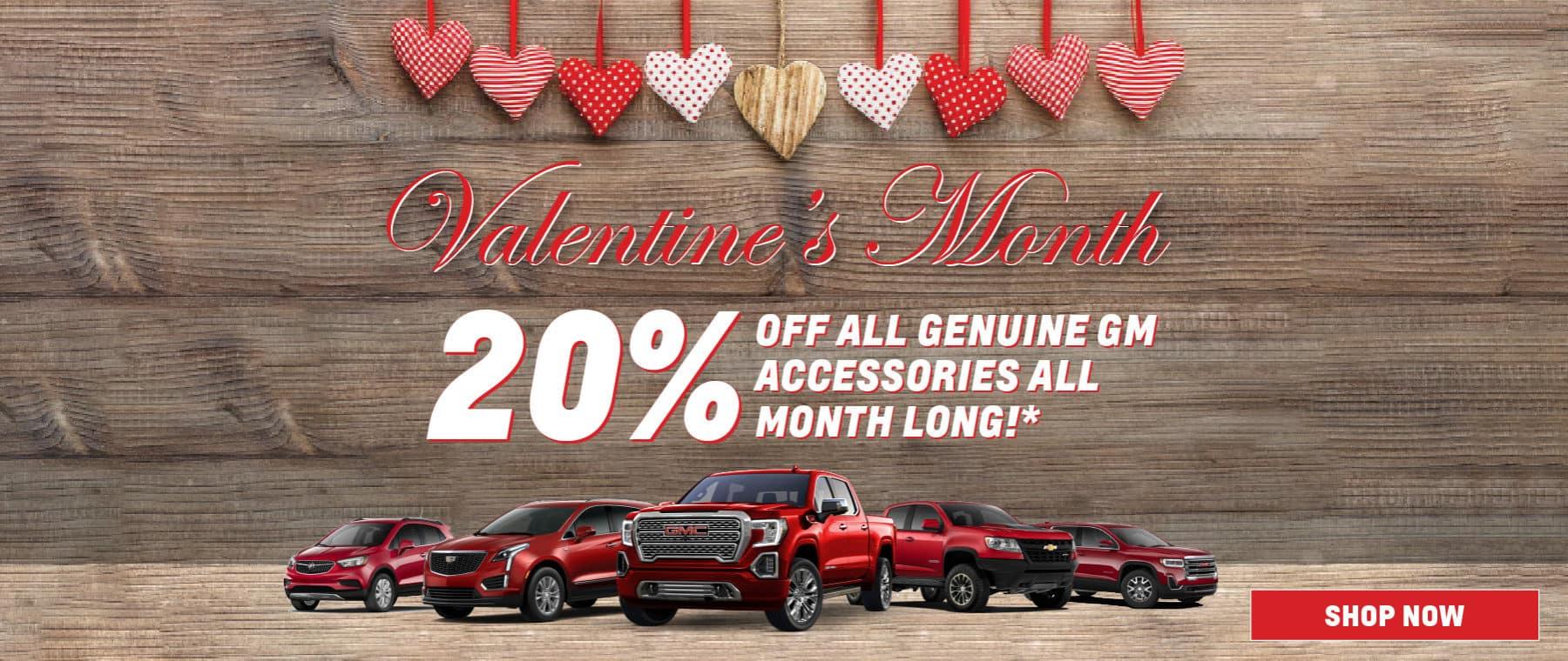 Valentines Month – Dealerinspire