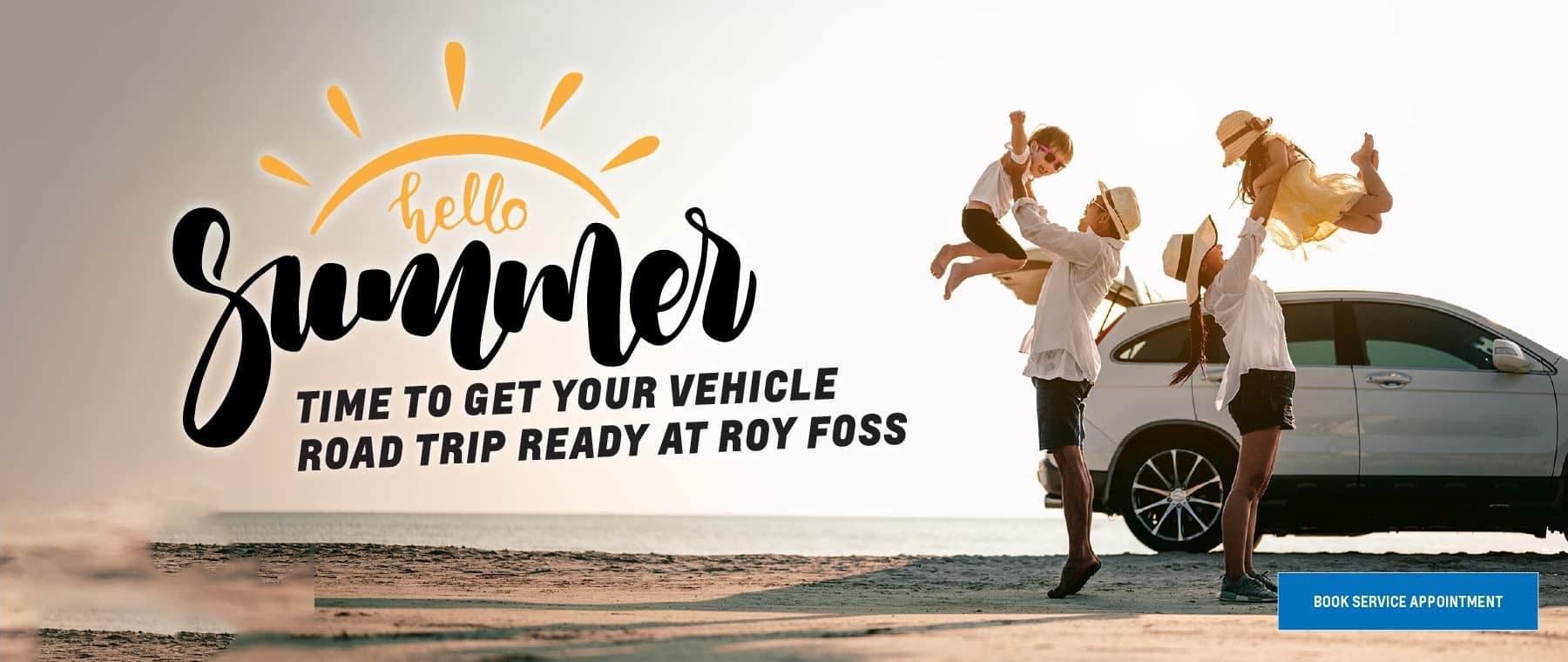 Roy Foss Woodbridge CBG – Summers Here – Dealerinspire Banner 1800×760