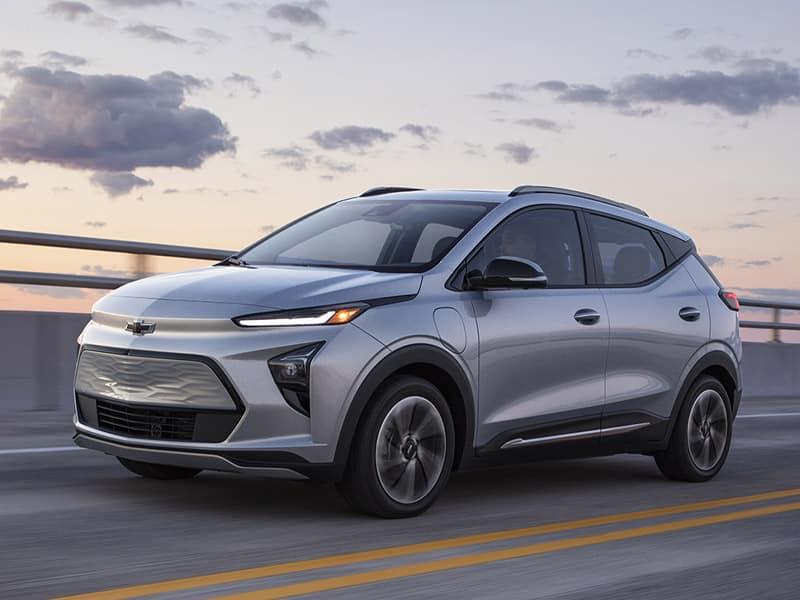 2022 Chevrolet Bolt EUV powertrain and performance