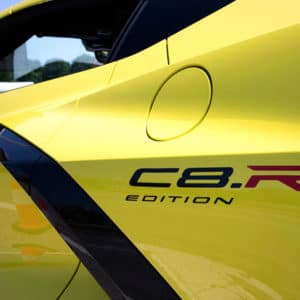 2022 Chevrolet Corvette C8.R Edition Package