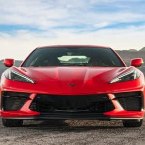 2022 Chevrolet Corvette Stingray Coupe Z51