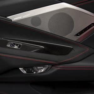 2022 Chevrolet Corvette interior trim