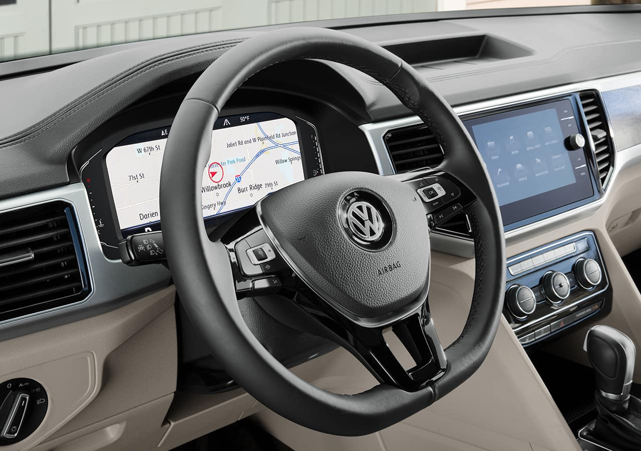 2019 VW Atlas Tech