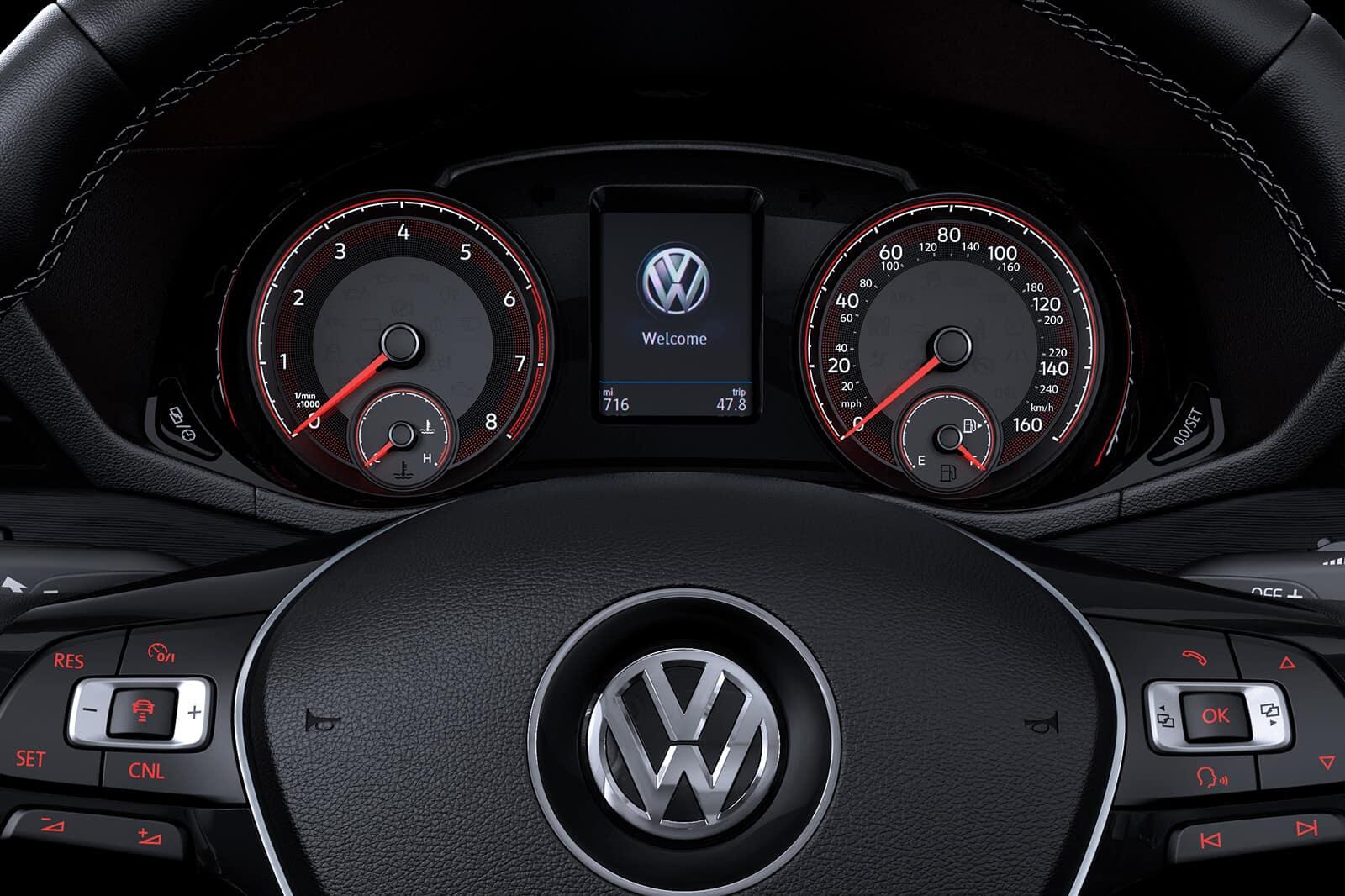 2020 VW Passat Tech