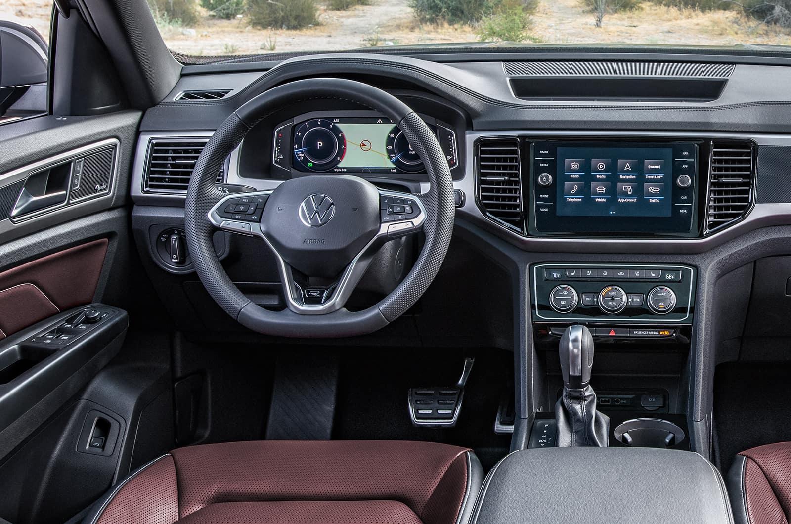 2020 VW Atlas Tech