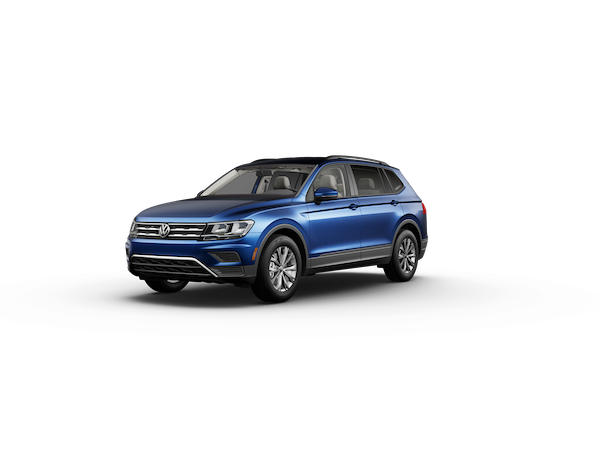 2021 VW Tiguan Order Guide