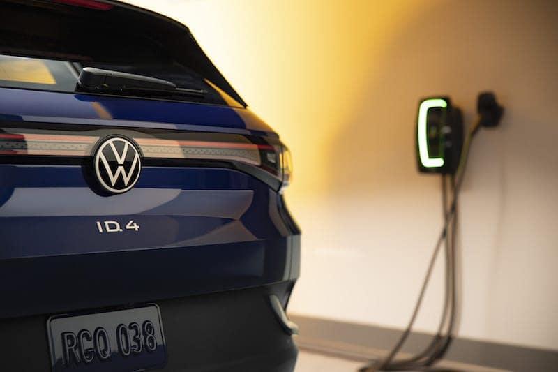 2021 VW ID.4 Charging