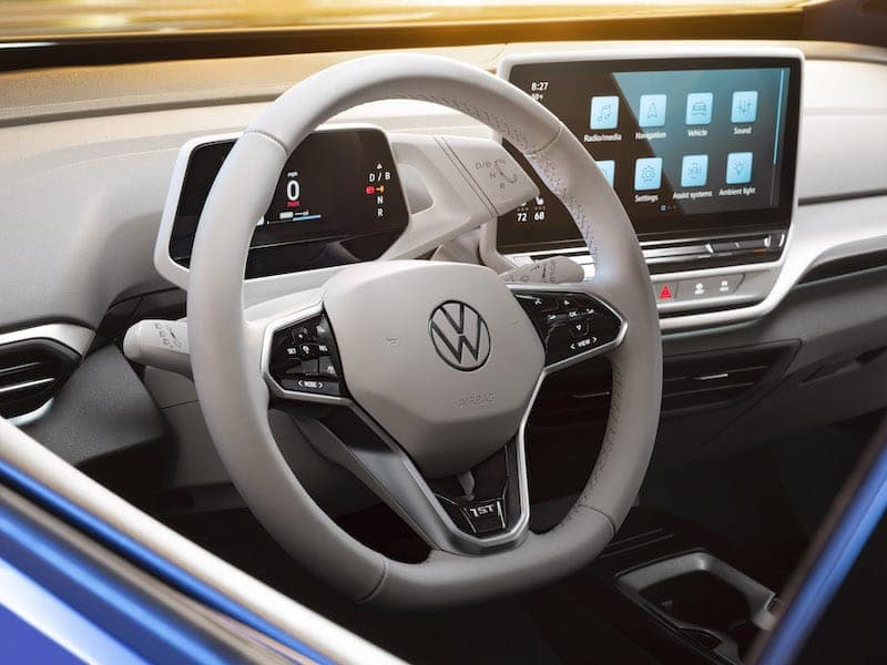 2021 VW ID.4 Interior