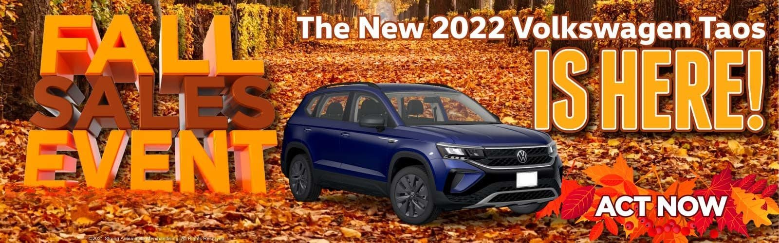 The New 2022 Volkswagen Taos is HERE! — ACT NOW