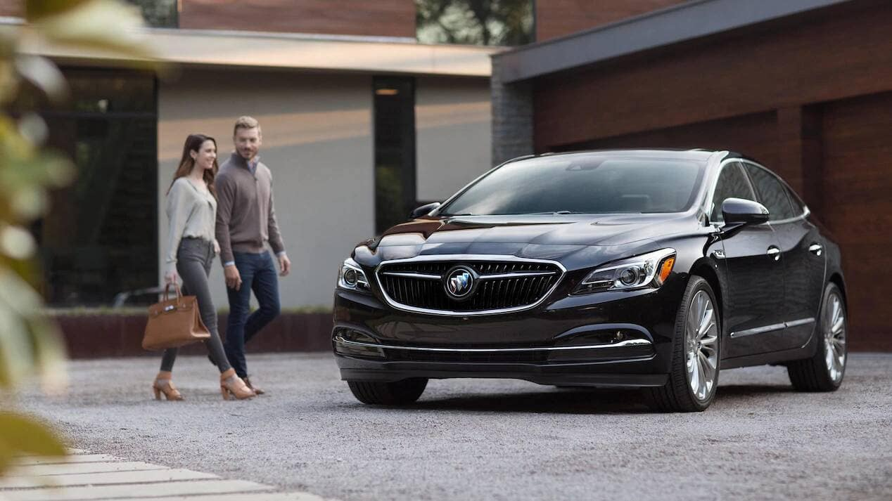 2019 Buick LaCrosse Parked