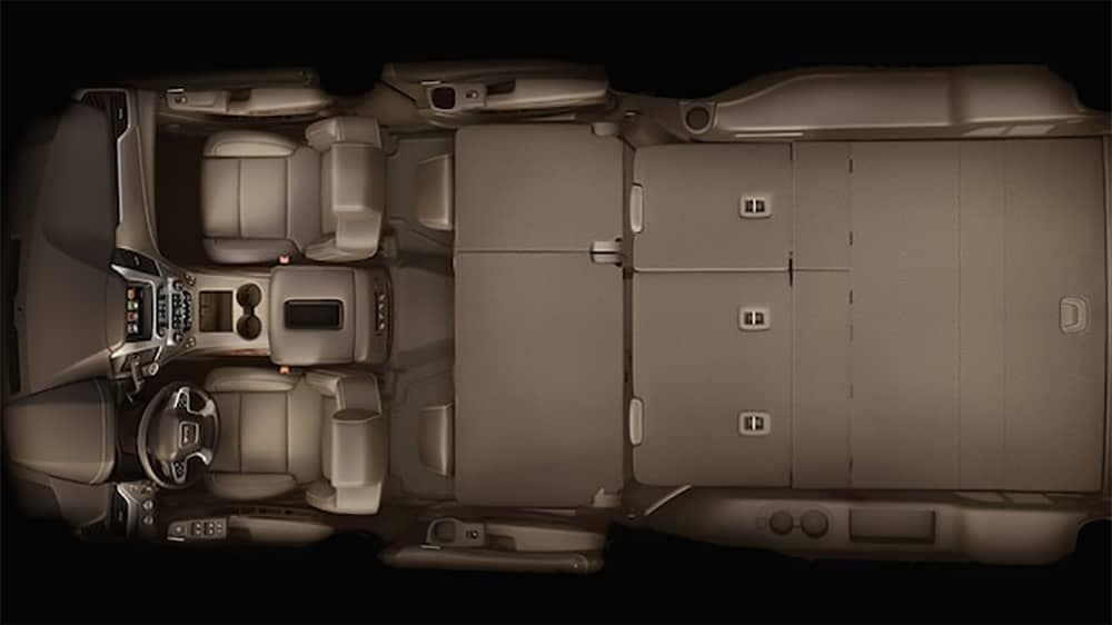 2019 GMC Yukon Space