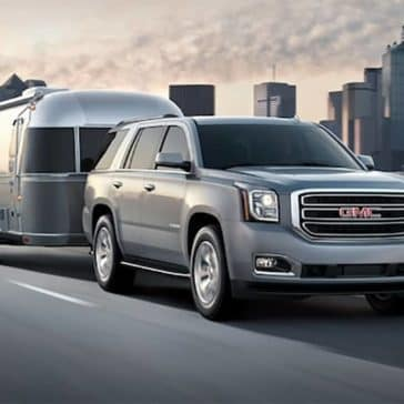 2019 GMC Yukon Towing