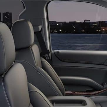 2019 GMC Yukon Seating