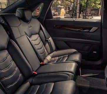 2020 Cadillac CT6 Back Seat