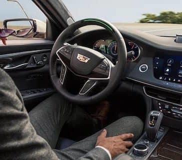 2020 Cadillac CT6 Driver