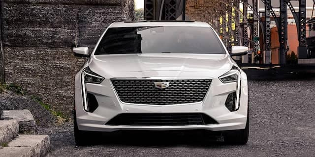 2020 Cadillac CT6 Grill