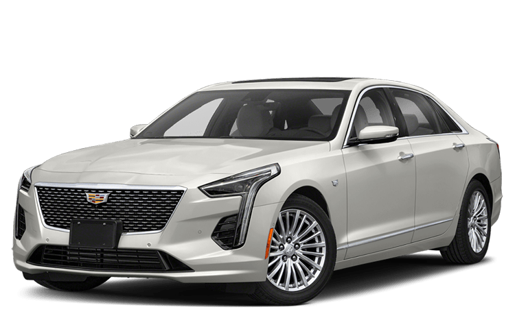 2020 Cadillac CT6 White