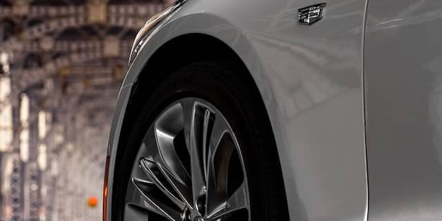 2020 Cadillac CT6 Tire