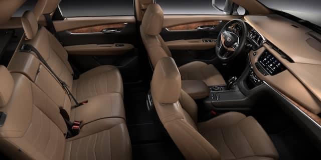 2020 Cadillac XT5 Seating