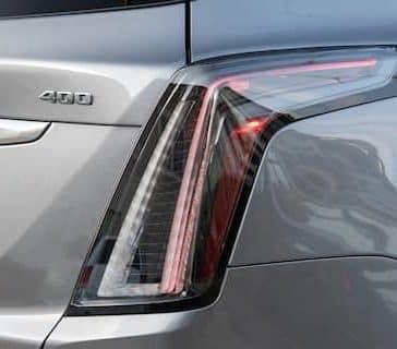 2020 Cadillac XT5 Taillight