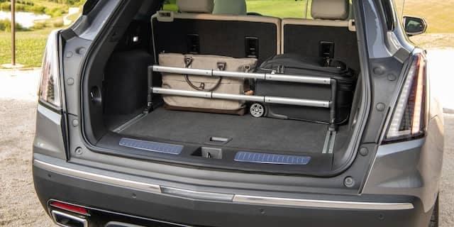 2020 Cadillac XT5 Trunk Space