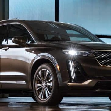 2020 Cadillac XT6 In Garage