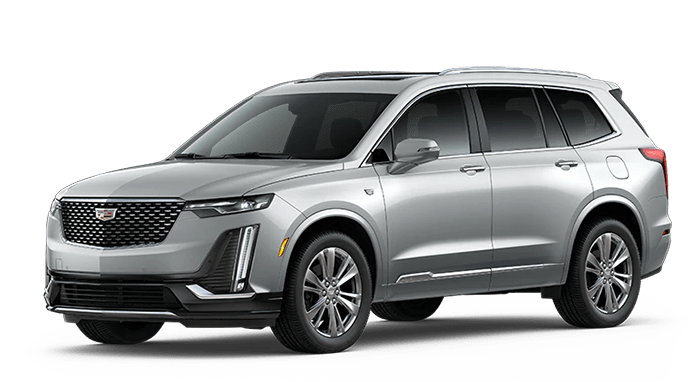 2020 Cadillac XT6 Silver