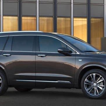 2020 Cadillac XT6 Parked