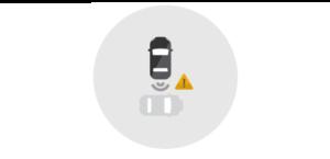 Icon for Rear Cross Traffic Alert