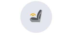 Icon for Safety Alert Seat