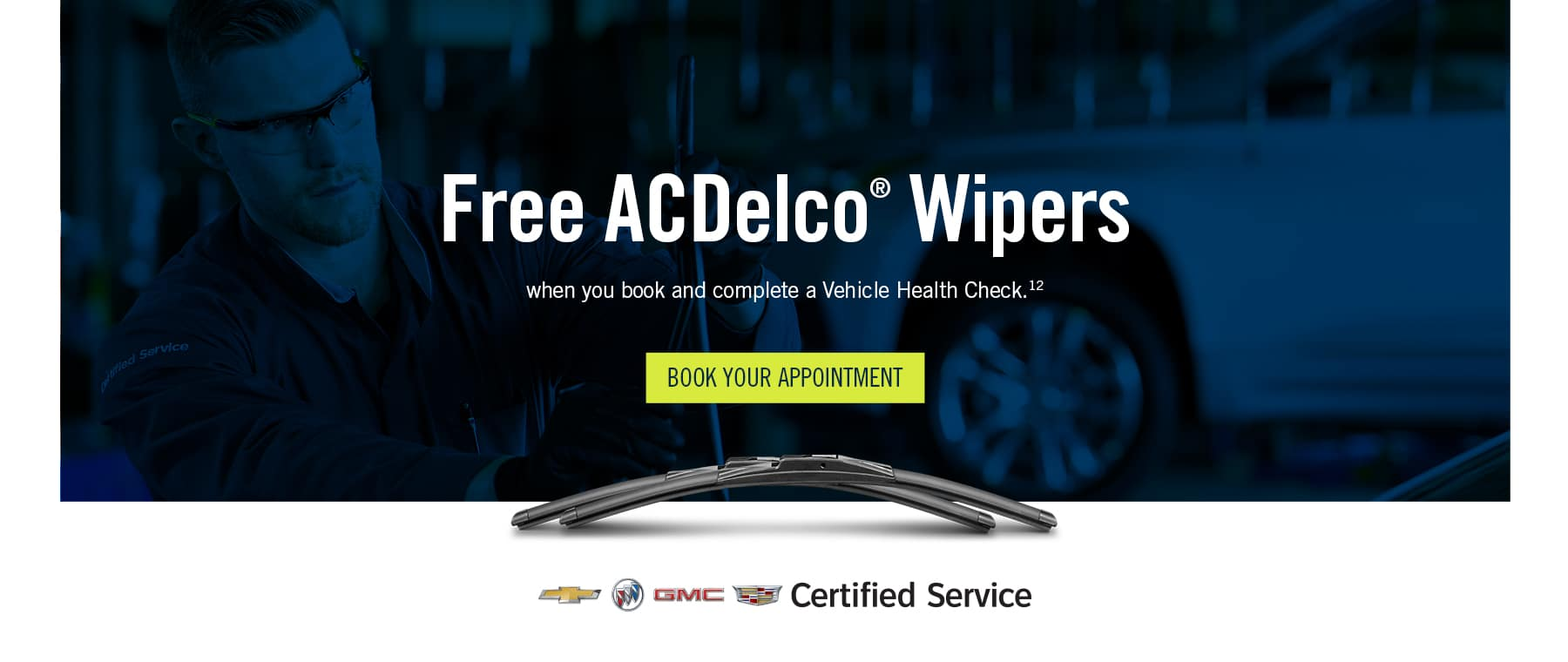 Free ACDelco Wipers