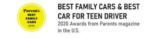 Best Family Car Award