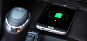 Wireless Charging in Car