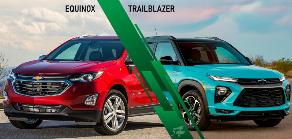 Equinox vs Trailblazer