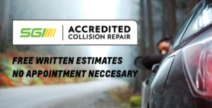 SGI Accredited Repair