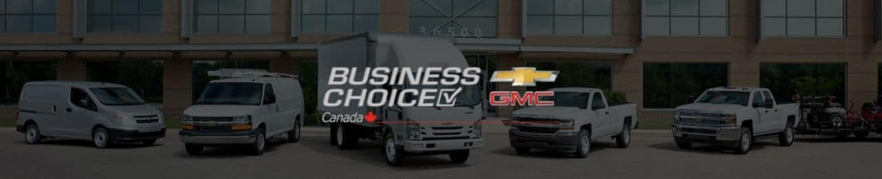 business choice banner