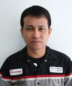 Sammy Reyes