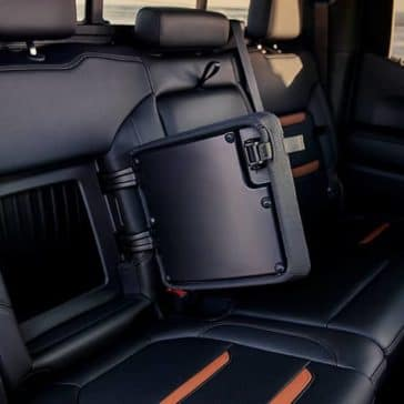 2019-GMC-Sierra-1500-AT4-Rear-Seat-Storage