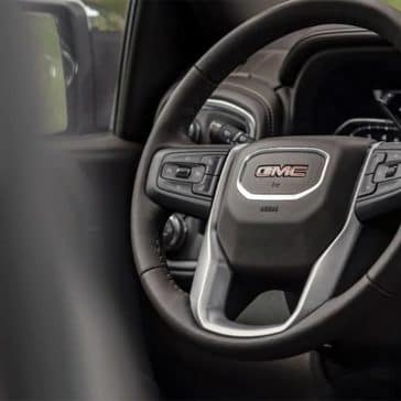 2019-GMC-Sierra-1500-SLT-Steering-Wheel