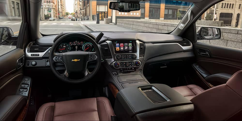 2020 Chevy Tahoe Dash CA