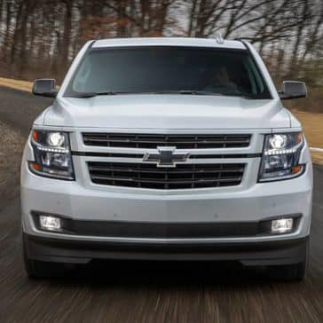 2020 Chevy Tahoe Grill CA